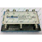 DiSEqC 6x1 DISCOVERY GD-61A
