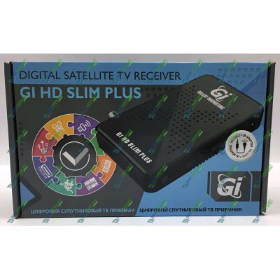 Galaxy Innovations GI HD SLIM PLUS