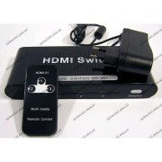 HDMI Switch 3x1 HD-301