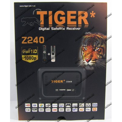 Tiger Z240 Full HD CA PVR